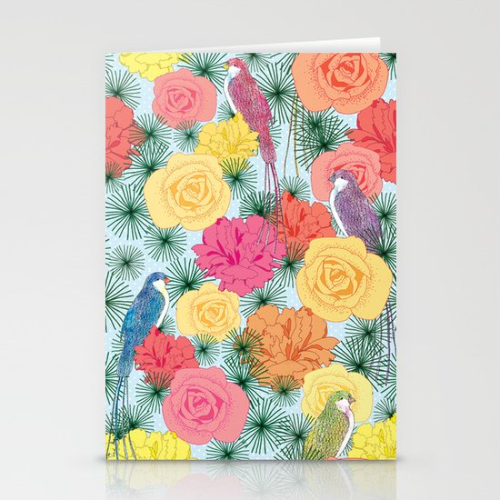 Summer Stationery Card