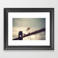 One More Day Framed Art Print