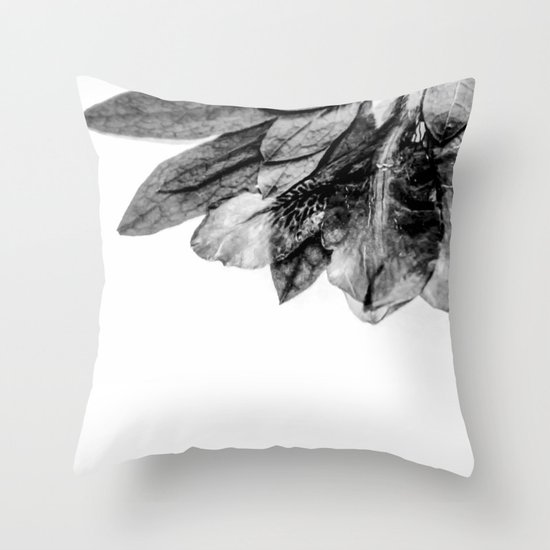 The Blackfish Camouflage Throw Pillow