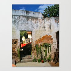 PALADAR FROM CUBA Canvas Print