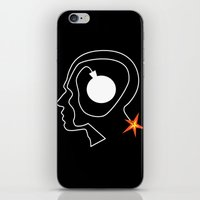 Mind Bomb iPhone & iPod Skin