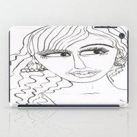 Maryja iPad Case