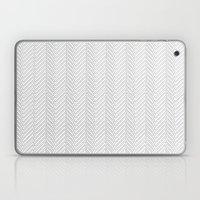 Herringbone DIY Laptop & iPad Skin