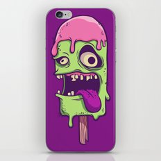 Ice Cream Monster iPhone & iPod Skin