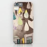 iPhone & iPod Case featuring deux by cardboardcities