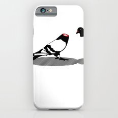 Pigeon and head iPhone 6 Slim Case
