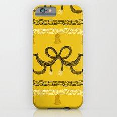 Never break the chain Slim Case iPhone 6s