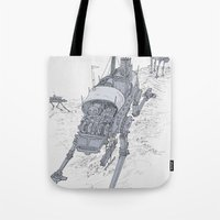 An Even Longer Time Ago Tote Bag