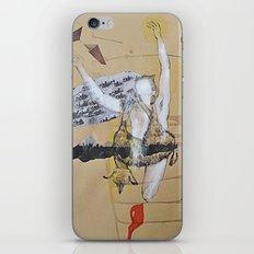 kraft2 iPhone & iPod Skin