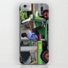 Tuk Tuk iPhone & iPod Skin