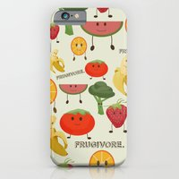 iPhone & iPod Case featuring Fruity Collage by Natasha Ramon