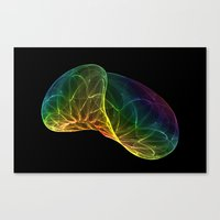 Creature Of The Deep Canvas Print