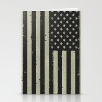 Home of the Brave Stationery Cards