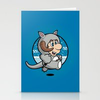 Tauntaunooki Stationery Cards