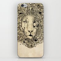 The King's Awakening iPhone & iPod Skin