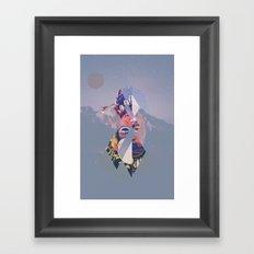 Tribest Framed Art Print