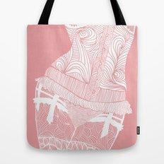 La femme n.1 _ pink edition Tote Bag