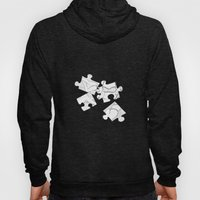 Puzzle Woman Hoody