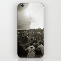 { festival } iPhone & iPod Skin