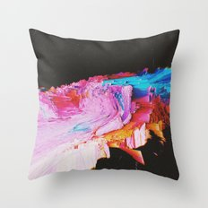 cēnłåürî Throw Pillow