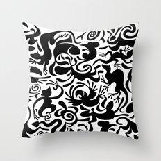 Creative Pet Project 001 Throw Pillow