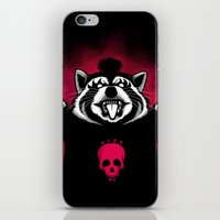 Raccoon! iPhone & iPod Skin