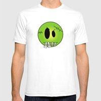 Scary Little Frankinstei… Mens Fitted Tee White SMALL
