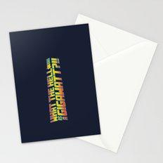 One Point Twenty One Stationery Cards
