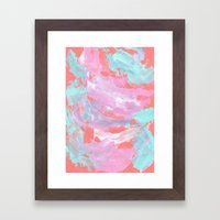 Abstract 1683 Framed Art Print