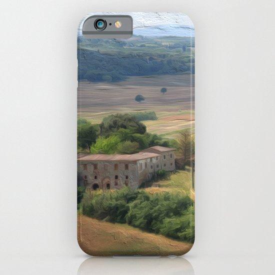 Tuscan Vista iPhone & iPod Case