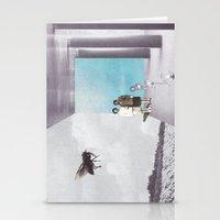 La mouche Stationery Cards