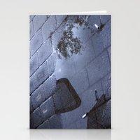 Sidewalk 1 Stationery Cards