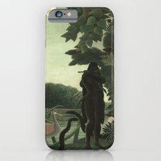 Henri Rousseau - The Snake Charmer iPhone 6 Slim Case