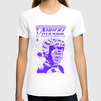 Adventures In Cucacolor Womens Fitted Tee White SMALL