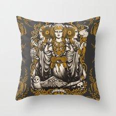 IBERIAN HECATE  Throw Pillow