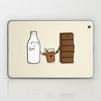 Milk + Chocolate Laptop & iPad Skin