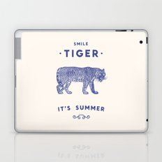 Smile Tiger, it's Summer Laptop & iPad Skin