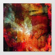 In The Red Zone Canvas Print