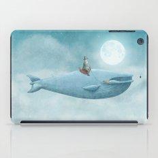 Whale Rider iPad Case