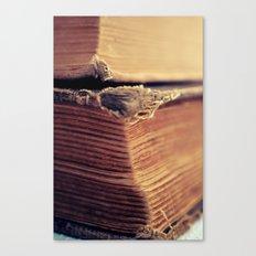 Reading Corner Canvas Print