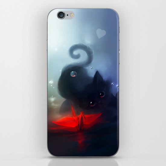 Faithful Mirror iPhone & iPod Skin