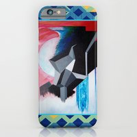 iPhone & iPod Case featuring geosunset by Organism12