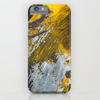 iPhone & iPod Case featuring dayglo surf by Max Rubenacker