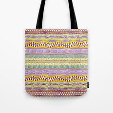 Connecting Stitches Tote Bag