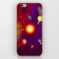 MOTHS TO THE FLAME - 184 iPhone & iPod Skin