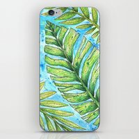 Tropical Healing iPhone & iPod Skin