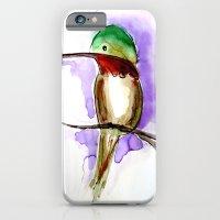 Hummingbird A iPhone 6 Slim Case