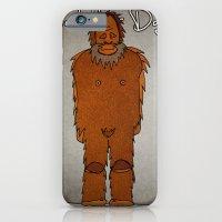 bad hair day no:4 / Bigfoot iPhone 6 Slim Case