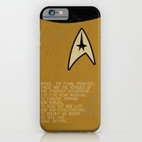 Space: The Final Frontier... iPhone 6 Slim Case
