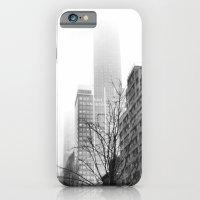 NYC in Fog iPhone 6 Slim Case